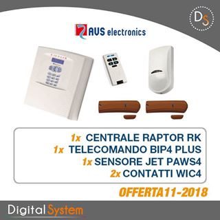 Picture of 011 KIT RAPTOR RK COMPOSTO DA: