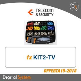 Picture of 019 KIT VALIGETTA KIT 2 -TV