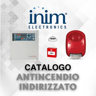 Picture of CATALOGO ANTINCENDIO INDIRIZZATO