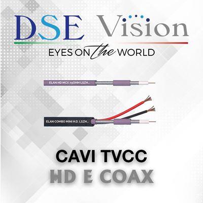 Immagine di CAVI TVCC HD & COAX