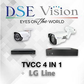 Picture of LISTA PREVENTIVO TVCC 4IN1 - LG -