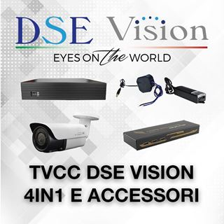 Picture of TVCC DSE VISION 4IN1
