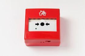 Picture of Pulsante manuale di allarme convenzionale resettabile. Contenitore termoplastico