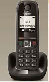 Picture of Telefono dect Gigaset A170 black
