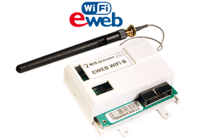 Picture of Scheda di rete WiFi e Web Server