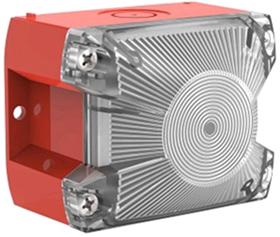 Immagine di 2151801000 - Luce flash PYRA compatta 5 joule 24 DC IP 66. Corpo a cubo antiurto