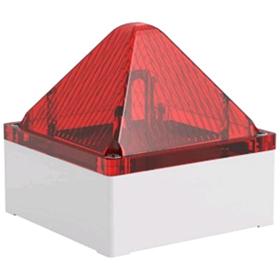 Immagine di 21041801008 - Signaling lights Atex 24 DC Calotta Rossa. IP 66. Per l'impiego in
