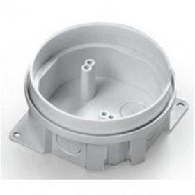 Picture of Base di fissaggio in alluminio per raccordo con tubature a vista M20. Compatobil