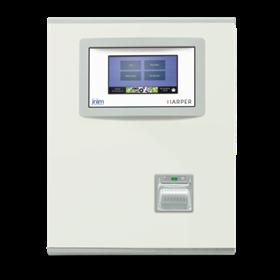 Picture of Centrale di supervisione per impianto di illuminazione di emergenza.  2 loop esp